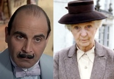 miss marple and hercule poirot