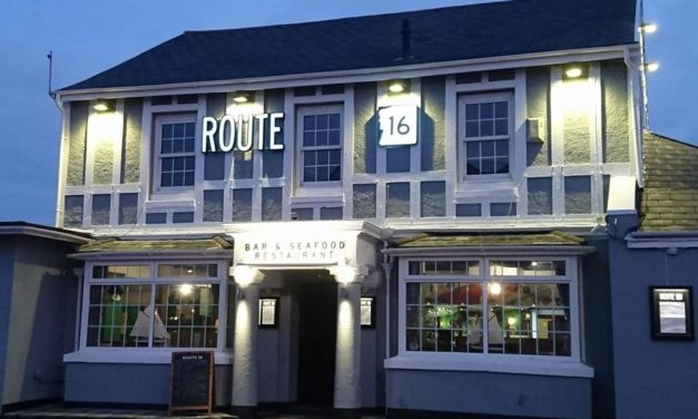 Win 10 Prizes at the Amazing Route 16