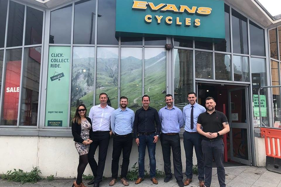Local Mortgage Advisors Getting Ready For Charity Bike Ride