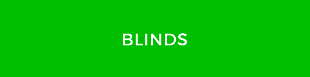 blinds in torbay