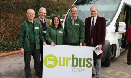 Save our Bus – Number 60 Torbay