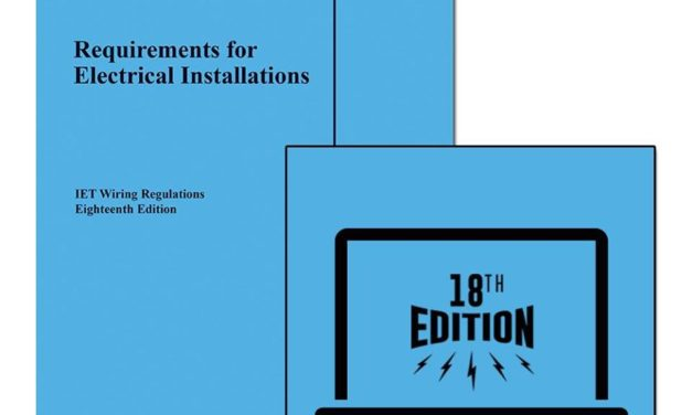 New 2019 Electrical Regulations – How they Affect you