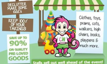 Cheeki Monkey BIG Baby & Children's Market Returns!