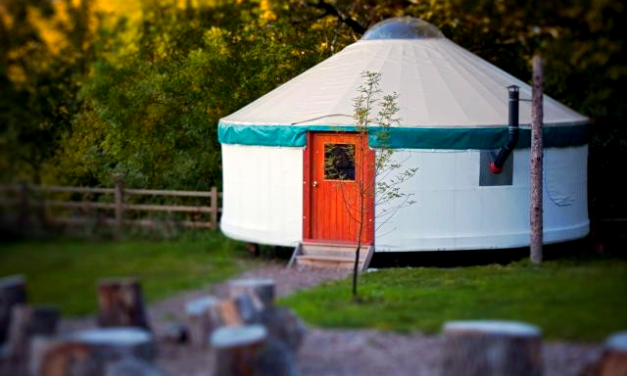 Go Glamping this Easter