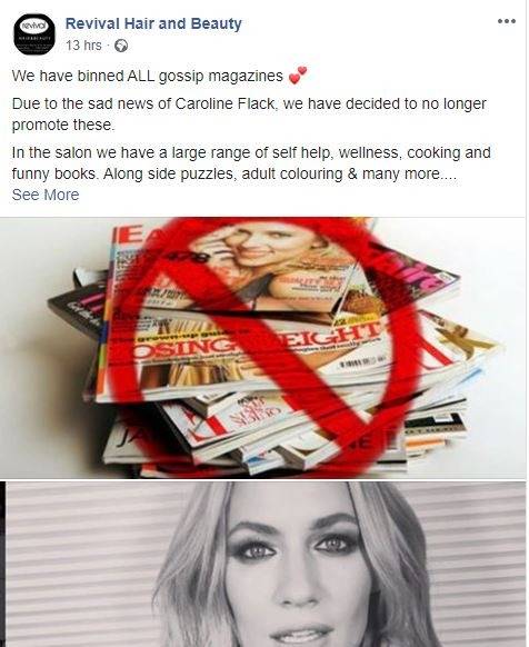 Local Businesses Standing Against Gossip Mags