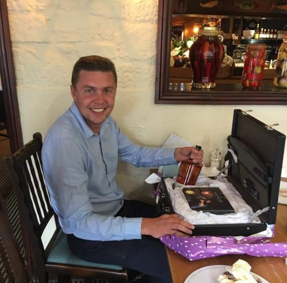 Business Man of the Month June 2021 – Pete Legge
