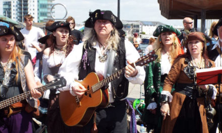 Brixham Pirate Festival – 5th-7th May