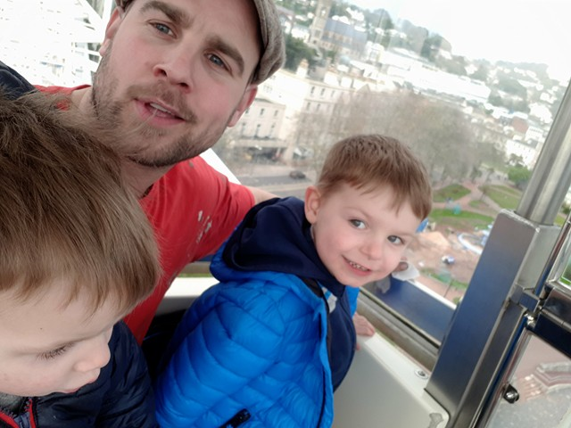Business Person of the Month – Clay Bond (CB Tiling)