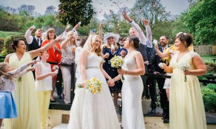 Torbay Wedding: Sarah and Abi Jones